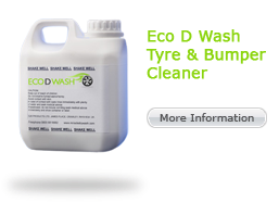 Eco D Wash Tyre and Bumper Cleaner